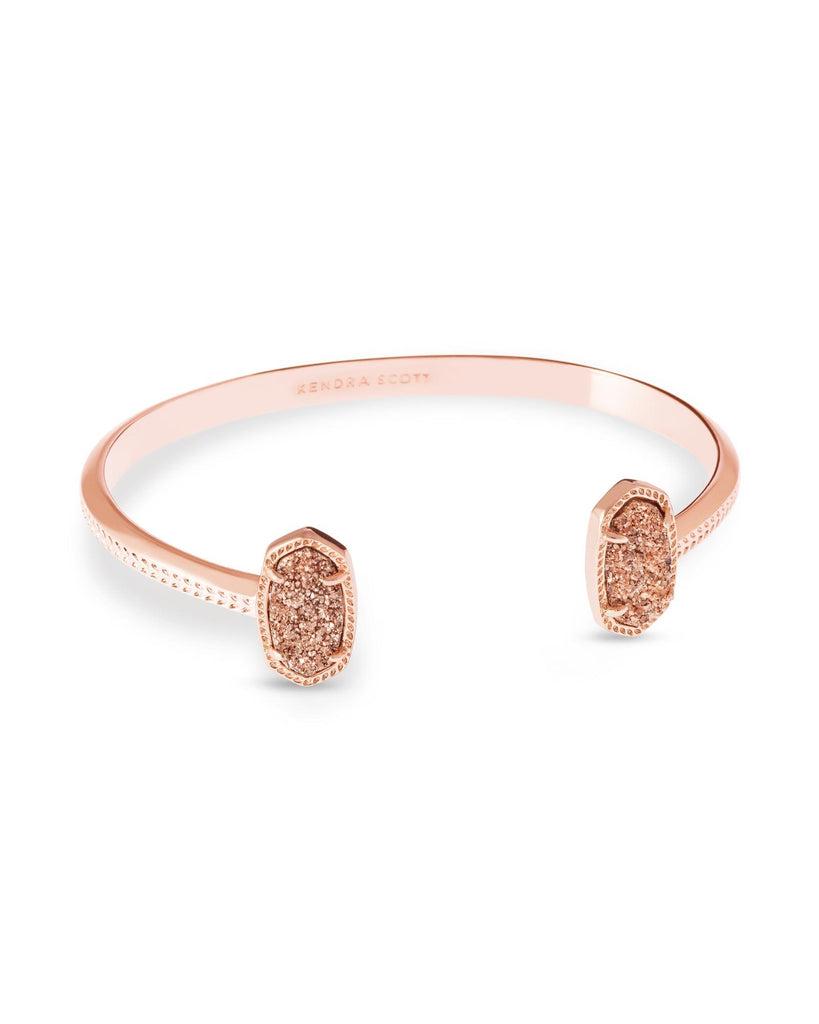 Elton Bracelet In Rose Gold Drusy