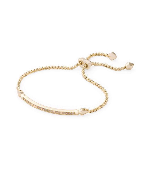 Ott Adjustable Chain Bracelet