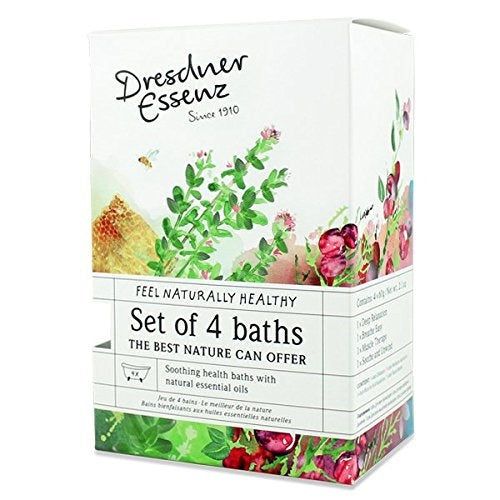 DRESDNER HEALTH BATH SET-ASST