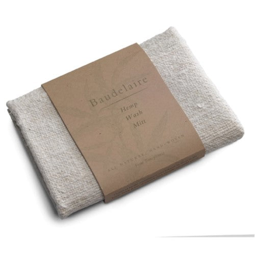 Baudelaire Hemp Wash Mit