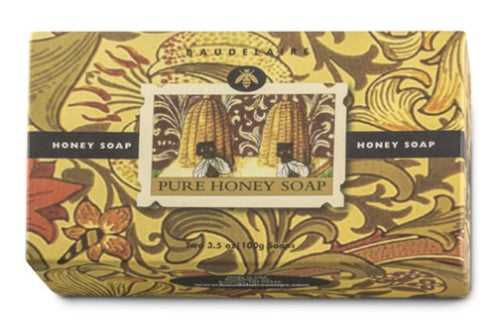 BAUDELAIRE Honey Soap Pure Honey 2Bar