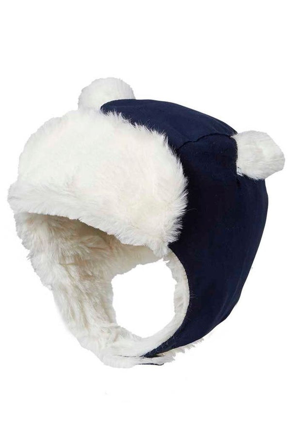 BABY BOY'S TRAPPER HAT - THEO