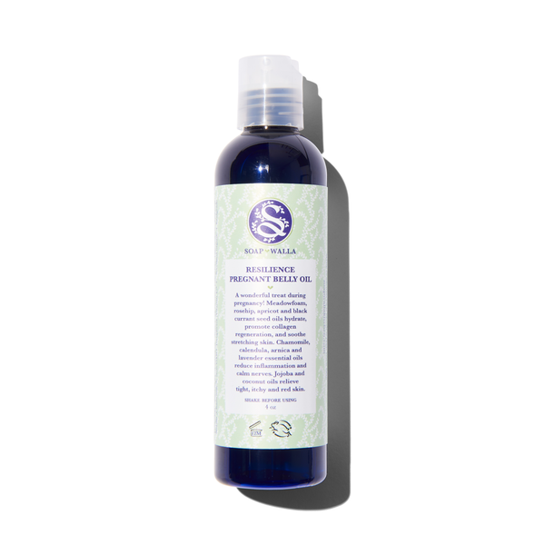 SoapWalla Pregnant Belly Oil