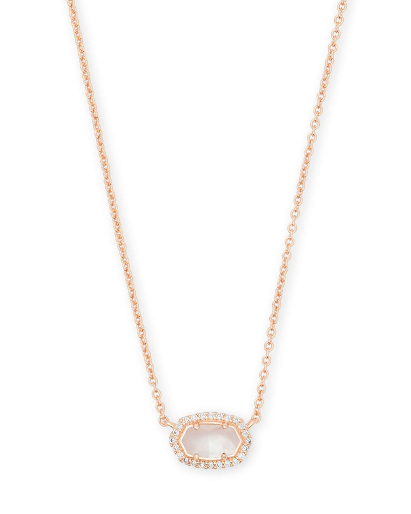 CHELSEA NECKLACE - ROSE GOLD