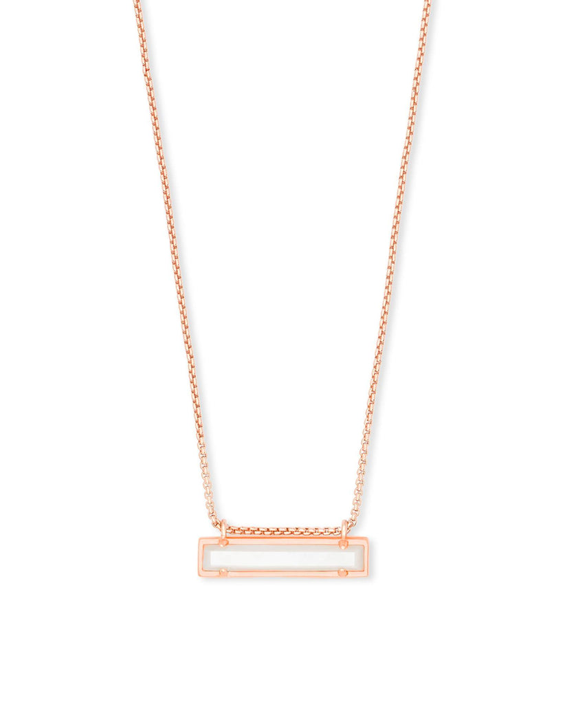 LEANOR NECKLACE - ROSE GOLD
