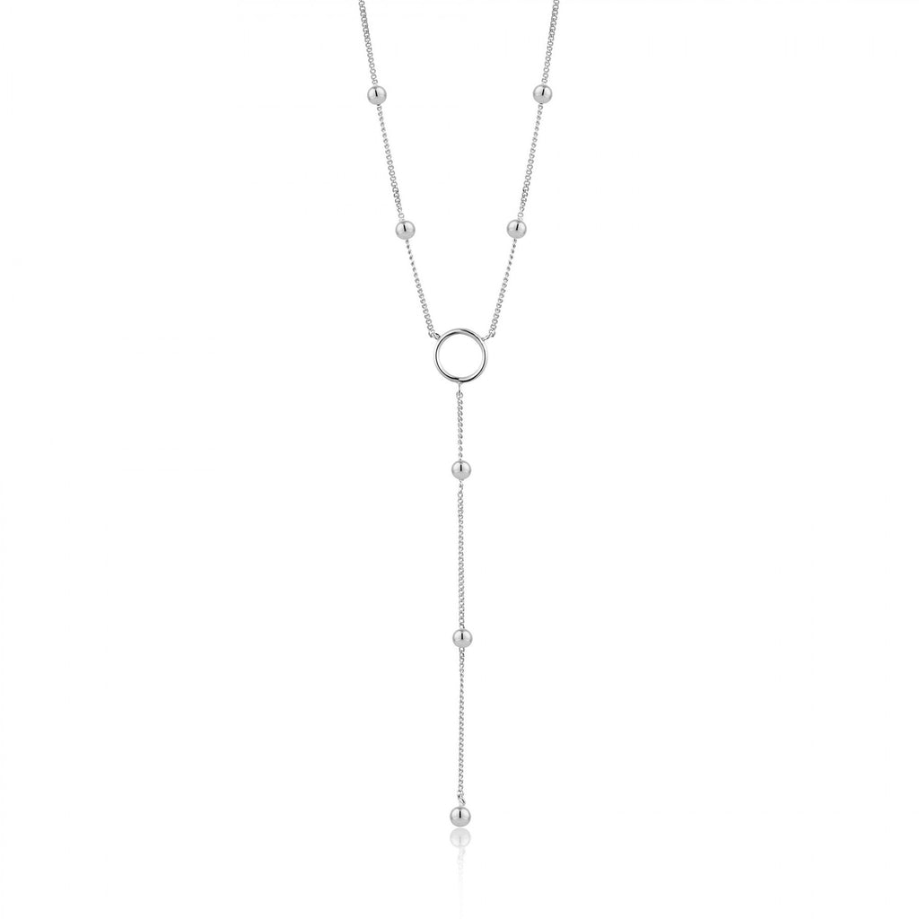 MODERN CIRCLE Y NECKLACE