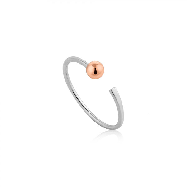 ORBIT FLAT ADJUSTABLE RING