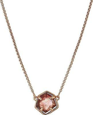 JAXON NECKLACE - Rose gold