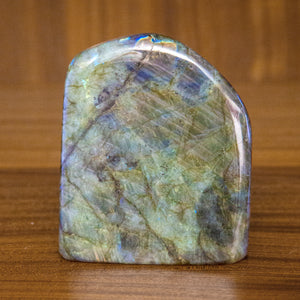 "6.25"" Polished Labradorite Slab"