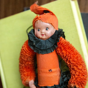 Vintage 1930s Celluloid Halloween Doll