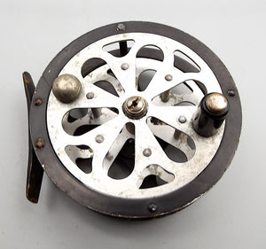 Vintage Pflueger Sal-Trout No 1554 Fly Fishing Reel