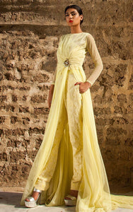 FF-062 Pakistani Bridal Gown-FABBILY