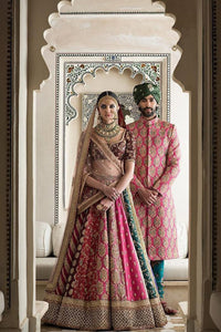Exclusive Heavy Designer Beautiful Multi Color Bridal Lehenga Choli