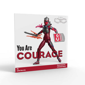 Courage Picture Book