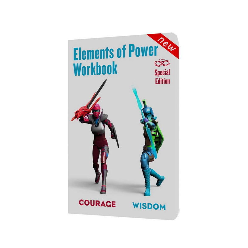 Elements of Power Fundraiser Workbook