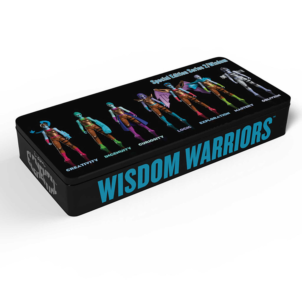 Limited Edition Wisdom Collectors Tin
