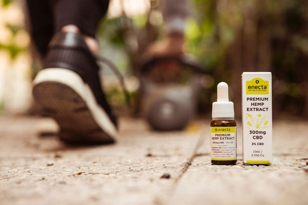 Why Athletes Are Ditching Ibuprofen for CBD