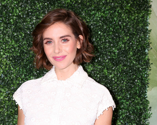 How Alison Brie is boosting her recovery with CBD