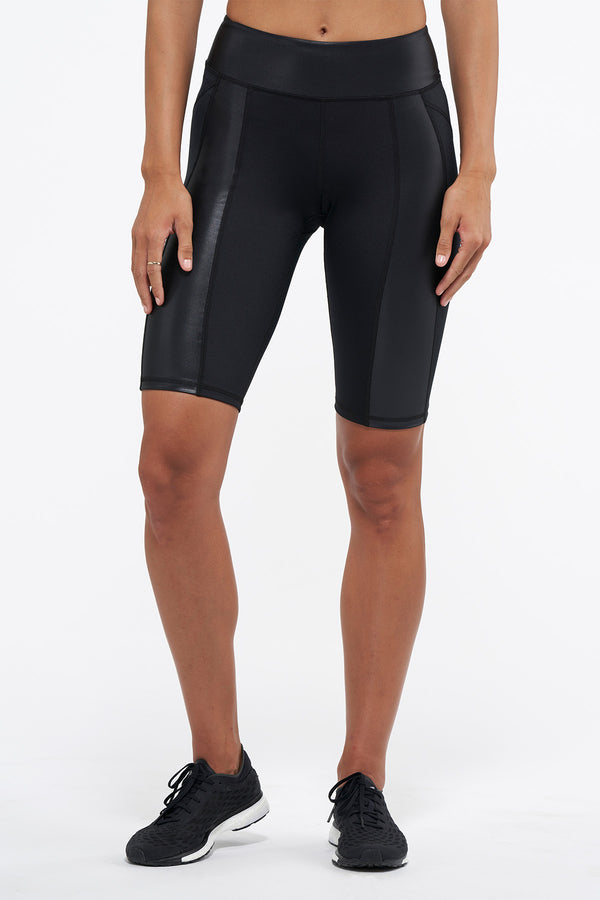 Broadway Bike Short - Black