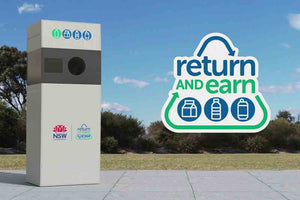 The Container Deposit Scheme is here!