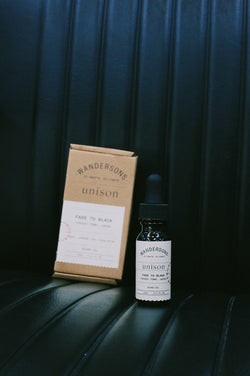 FADE TO BLACK Beard Oil