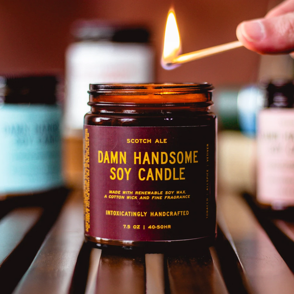 Handsome Home Candle
