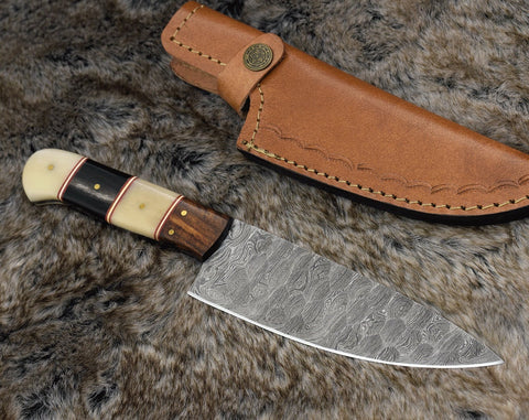 "10.5"" Damascus Chef Knife"