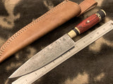 "12"" Damascus Steel Chef Knife"