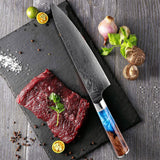 XITUO Professional Damascus 8 Inch Chef Knife