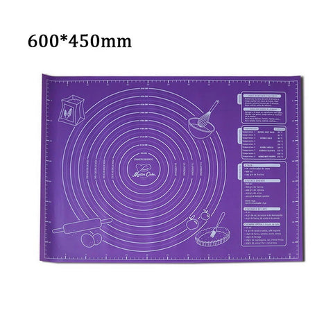 Extra Large 45x60cm Silicone Pad Baking Mat