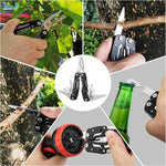 Portable Pocket Multitool Stainless Steel Multitool Knife