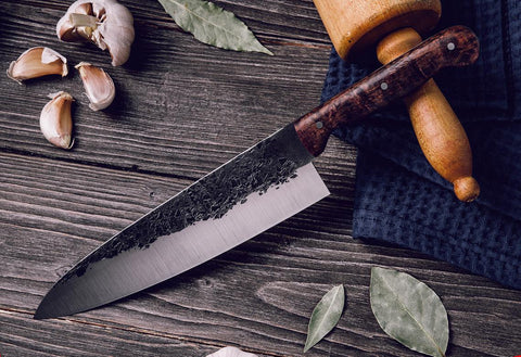 Handmade Forged Gyuto Chef Knife