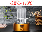 250ml/500ml/1000ml High Borosilicate Glass Measuring Cup