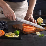 Japan AUS-10 67 layers Damascus Japanese Sushi sashimi knife