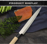 Japanese Laser Damascus Steel Chef Knives