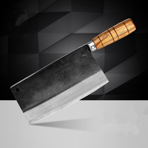 Deng Knives Handmade Professional Forged  Meat Chef Knife