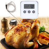 Digital Wireless Oven Thermometers BBQ Timer