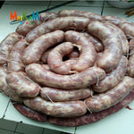 Sausage Packaging Tools 14m*41mm Sausage Tube Casing for Sausage Maker Machine
