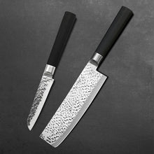 "Load image into Gallery viewer, 7"" stainless steel Chinese Chef Cleaver knife"