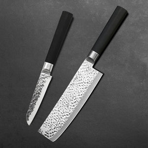 "7"" stainless steel Chinese Chef Cleaver knife"
