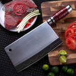 7.5 Inch Handmade Forged Cleaver Stainless Steel  Chef Knife