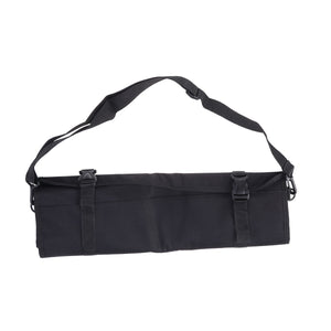 Professional Chef Knife Roll Bag with Strap