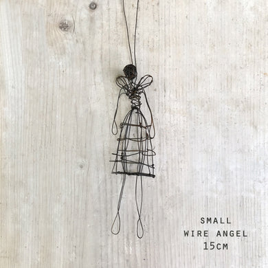 Small Wire Angel