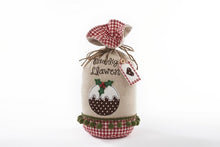 Tall Pudding Doorstop