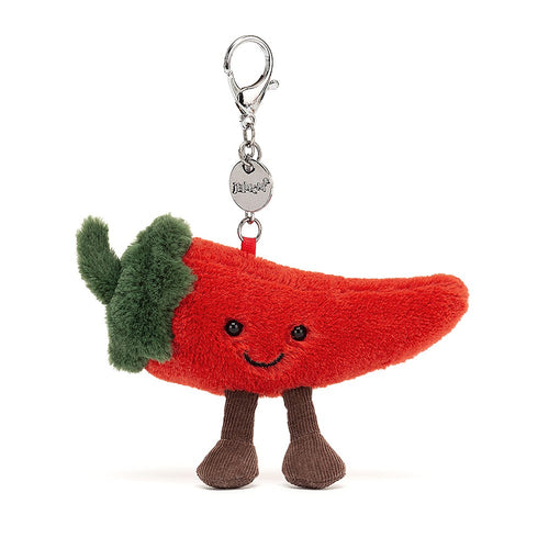 Amusable Chilli Bag Charm