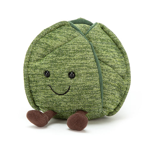Amusable Brussels Sprout by Jellycat