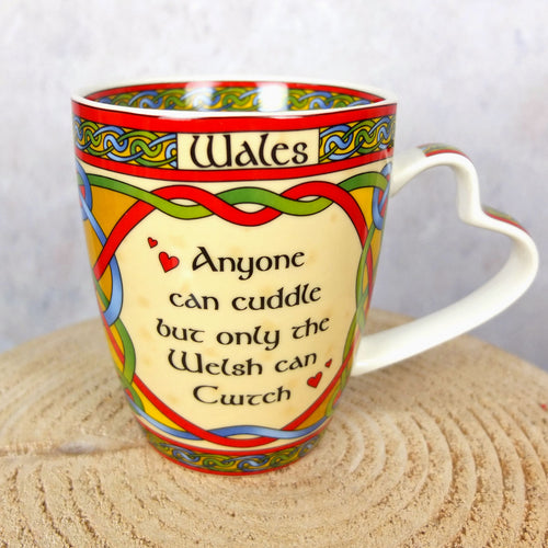 Celtic Weave Cwtch Mug