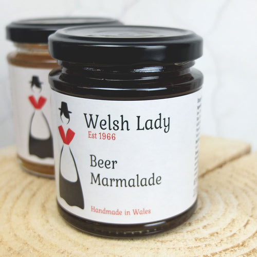 Beer Marmalade by Welsh Lady Preserves