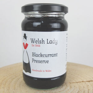 Blackcurrant Preserve by Welsh Lady