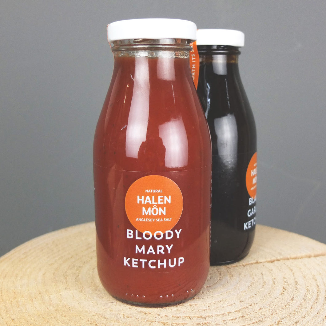 Bloody Mary Ketchup by Halen Mon